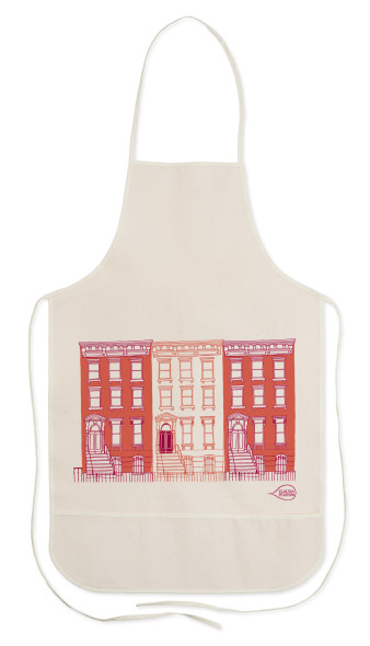 Brownstone Apron