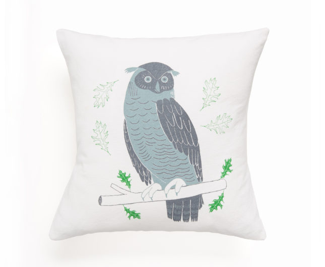 owlcushion