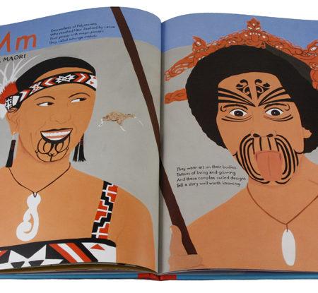 Tribal Alphabet